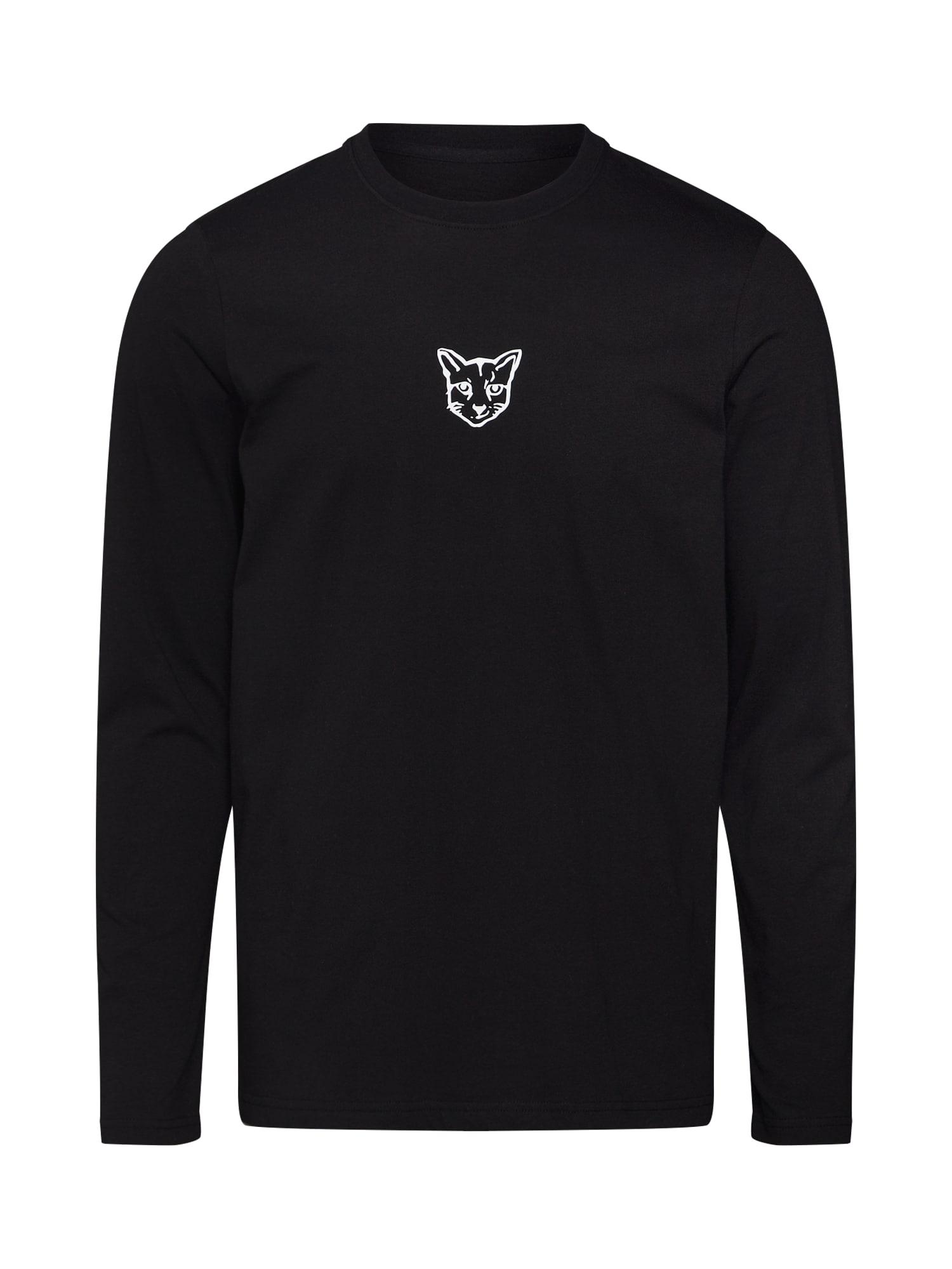PARI Tričko 'Pia'  čierna