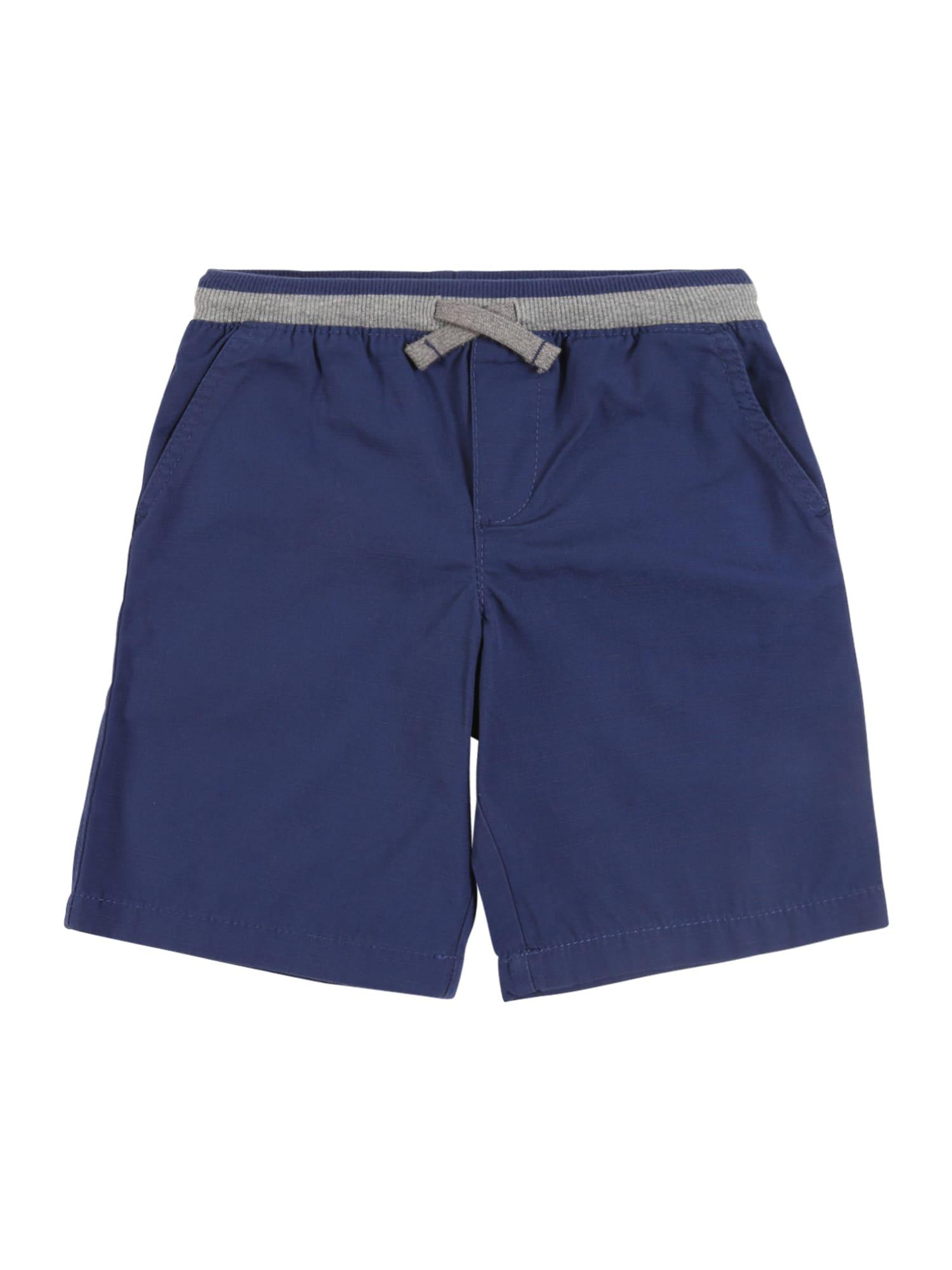 Carter's Kelnės 'Feb Super Table S20 navy dock short' tamsiai mėlyna / pilka