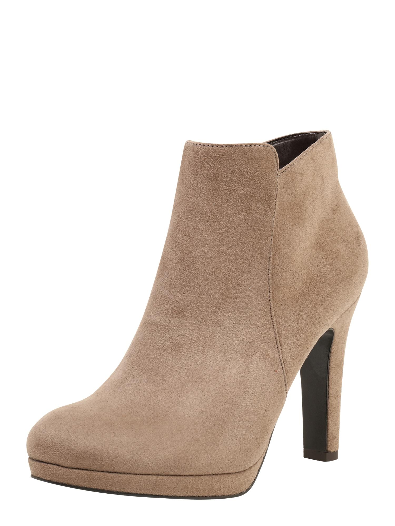 ABOUT YOU Kulkšnis dengiantys batai 'Adriana' smėlio