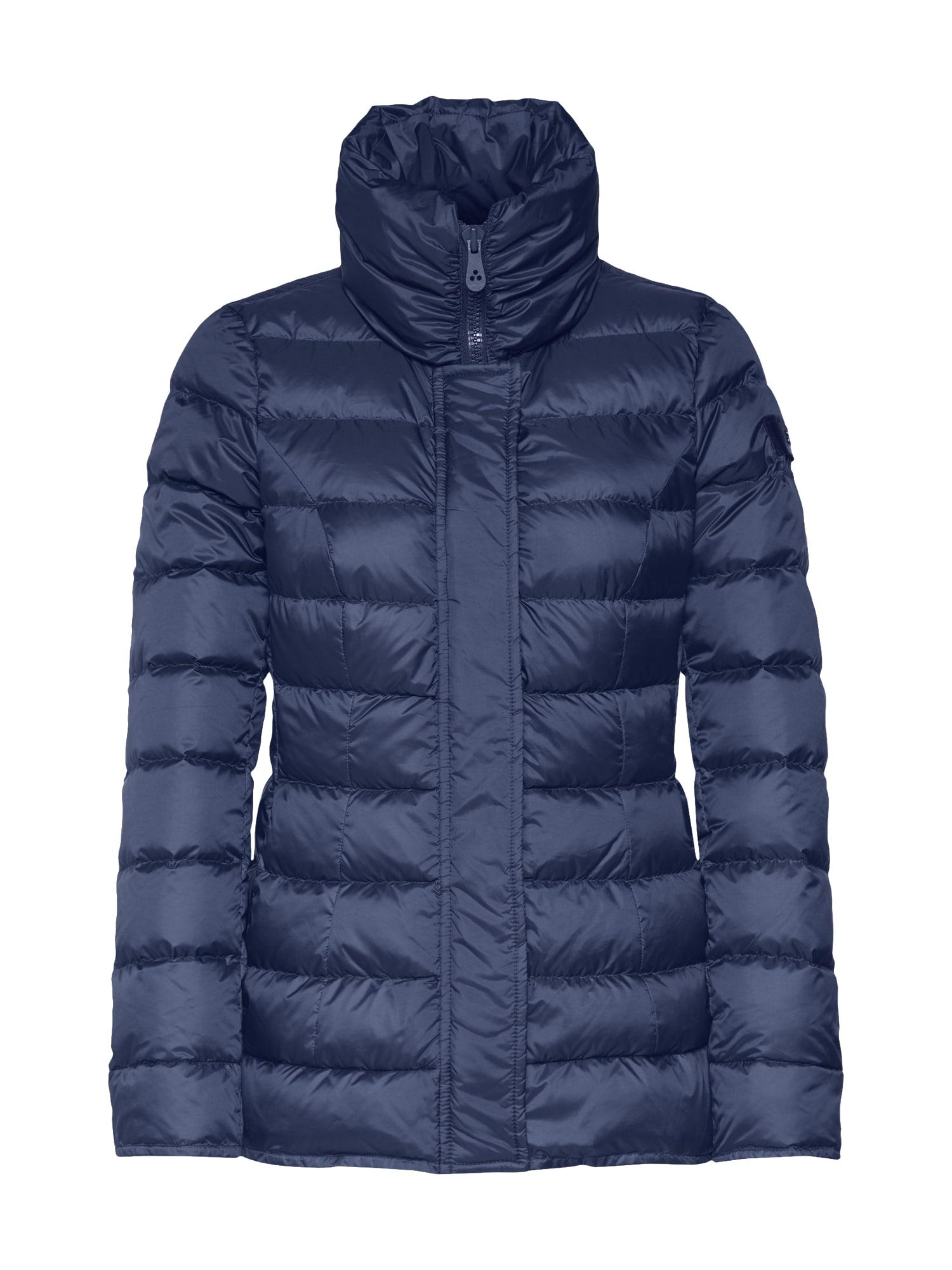 Peuterey Žieminė striukė tamsiai mėlyna