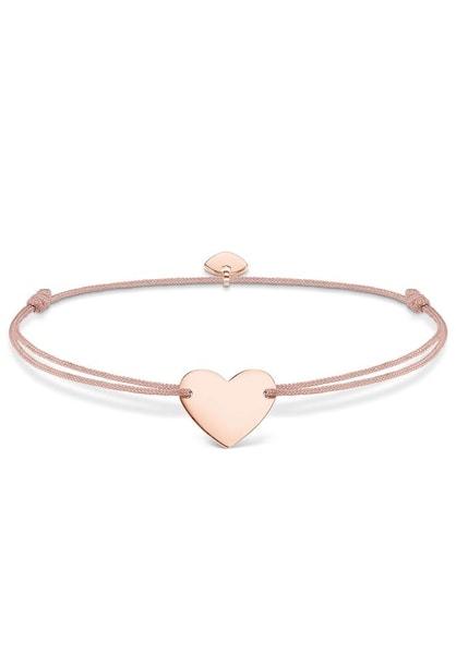 Armbaender für Frauen - Thomas Sabo Armband 'Herz' rosegold rosé  - Onlineshop ABOUT YOU