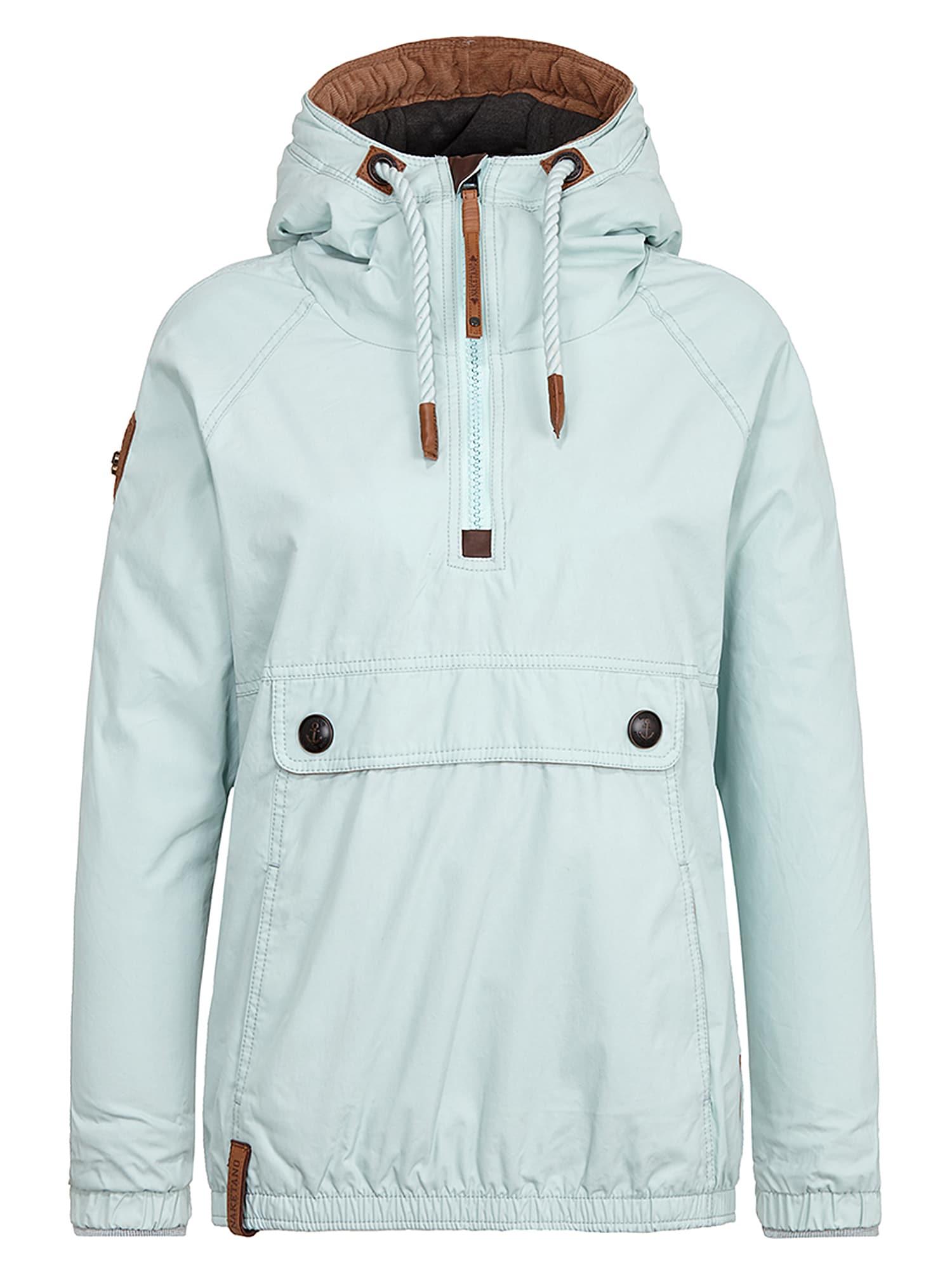 Zimní bunda Benficker Nuno pastelově zelená Naketano