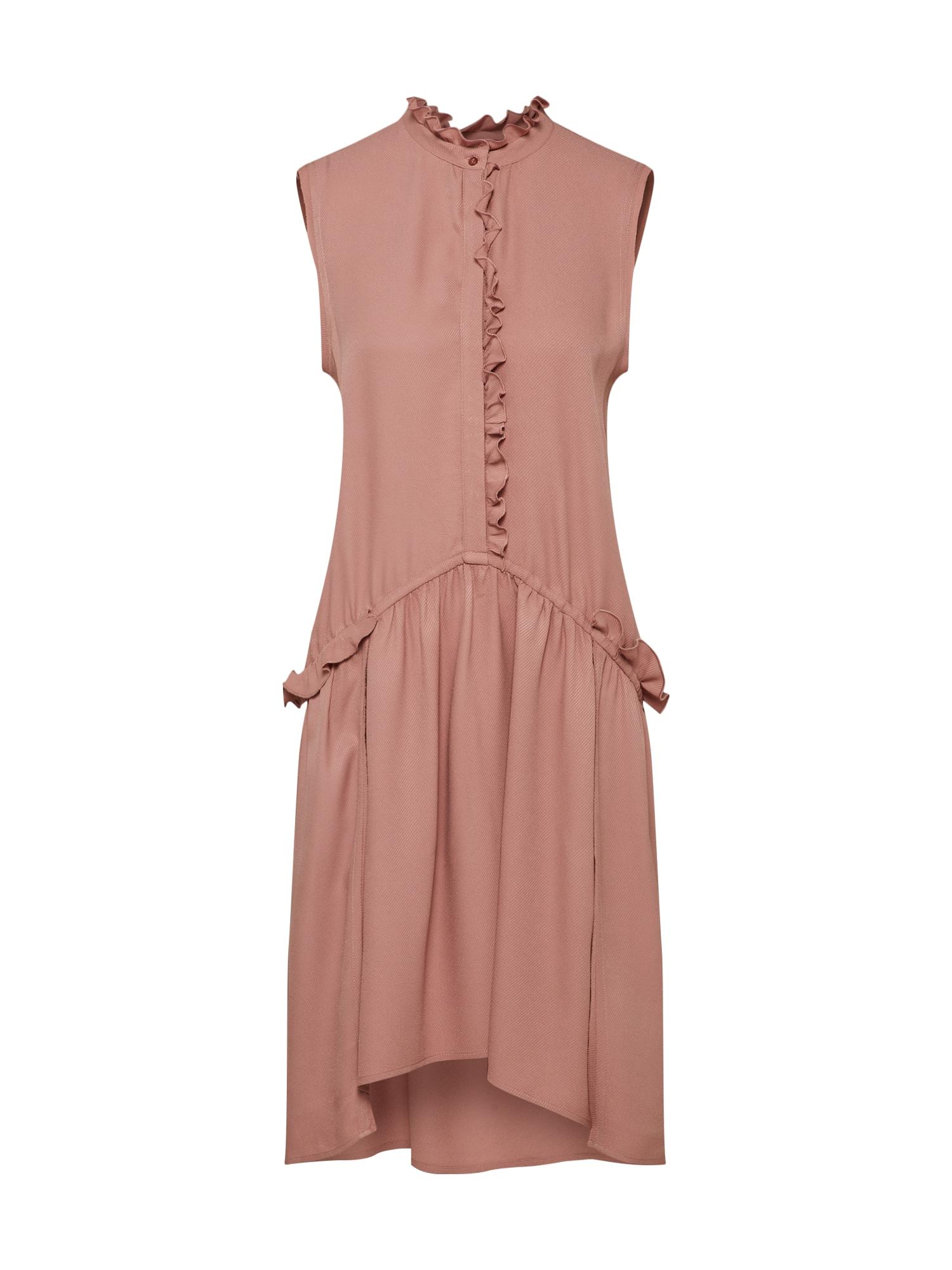 Košilové šaty LR-ANE 4 růže Levete Room