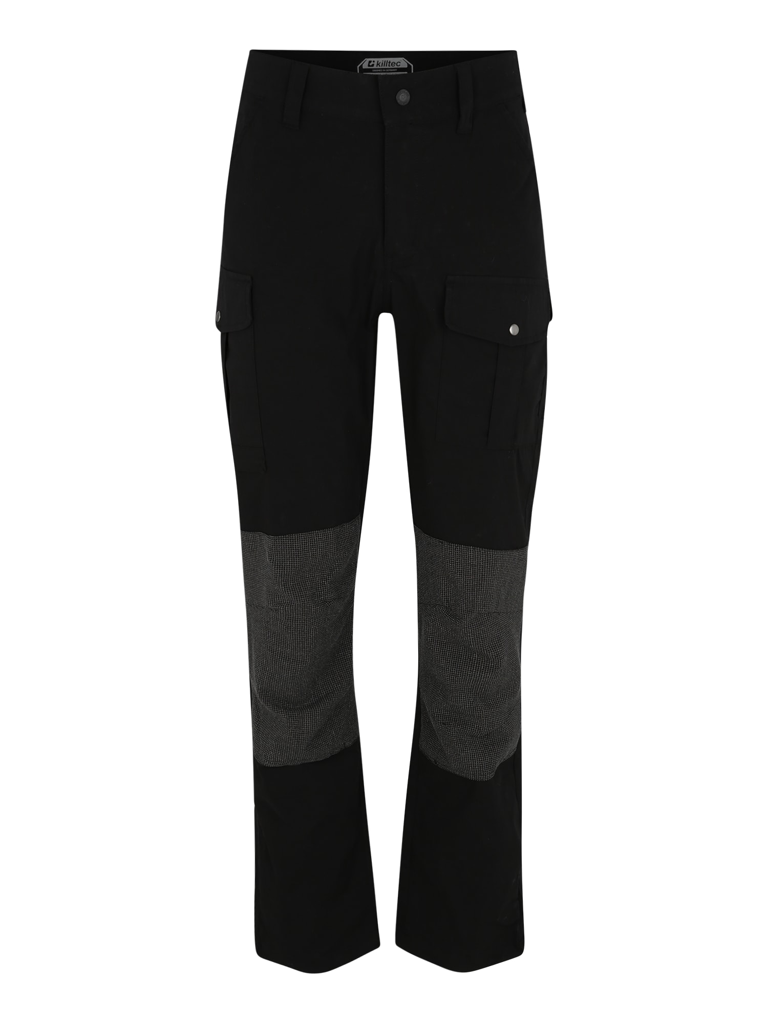 KILLTEC Sportinės kelnės 'Peddro' juoda