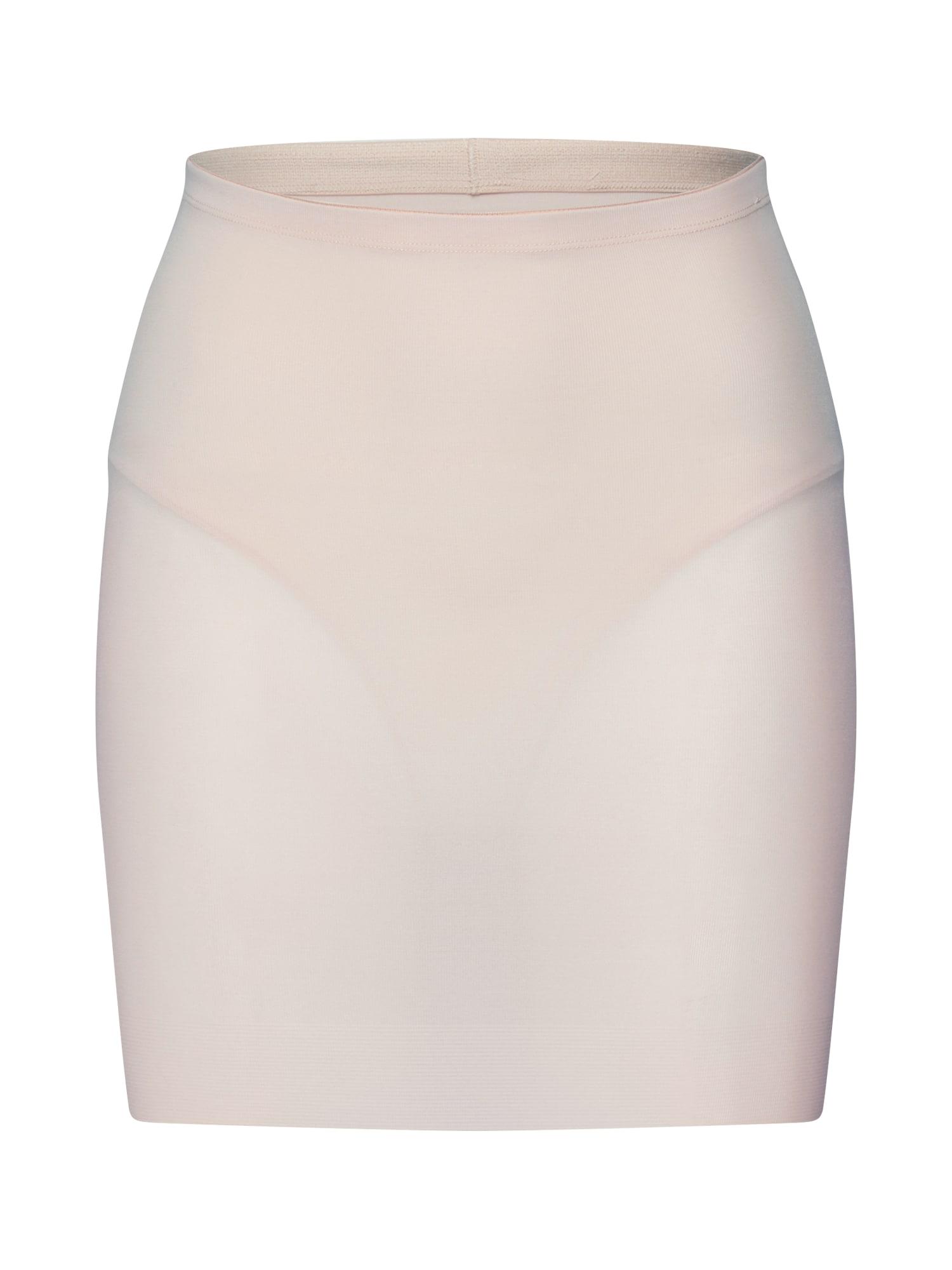 MAGIC Bodyfashion Koreguojantys šortukai 'Lite Skirt' smėlio