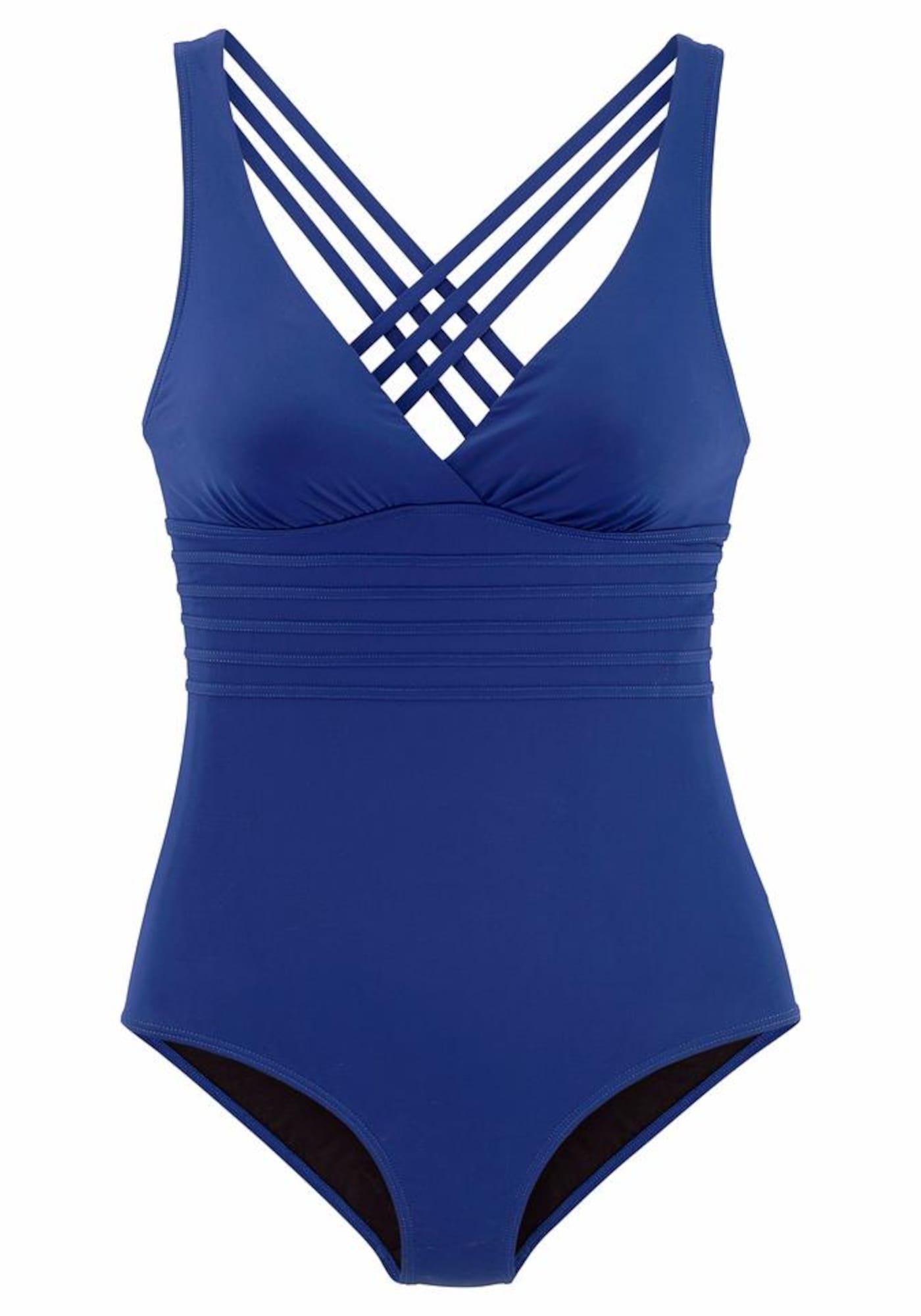 LASCANA Formujúce plavky  modré