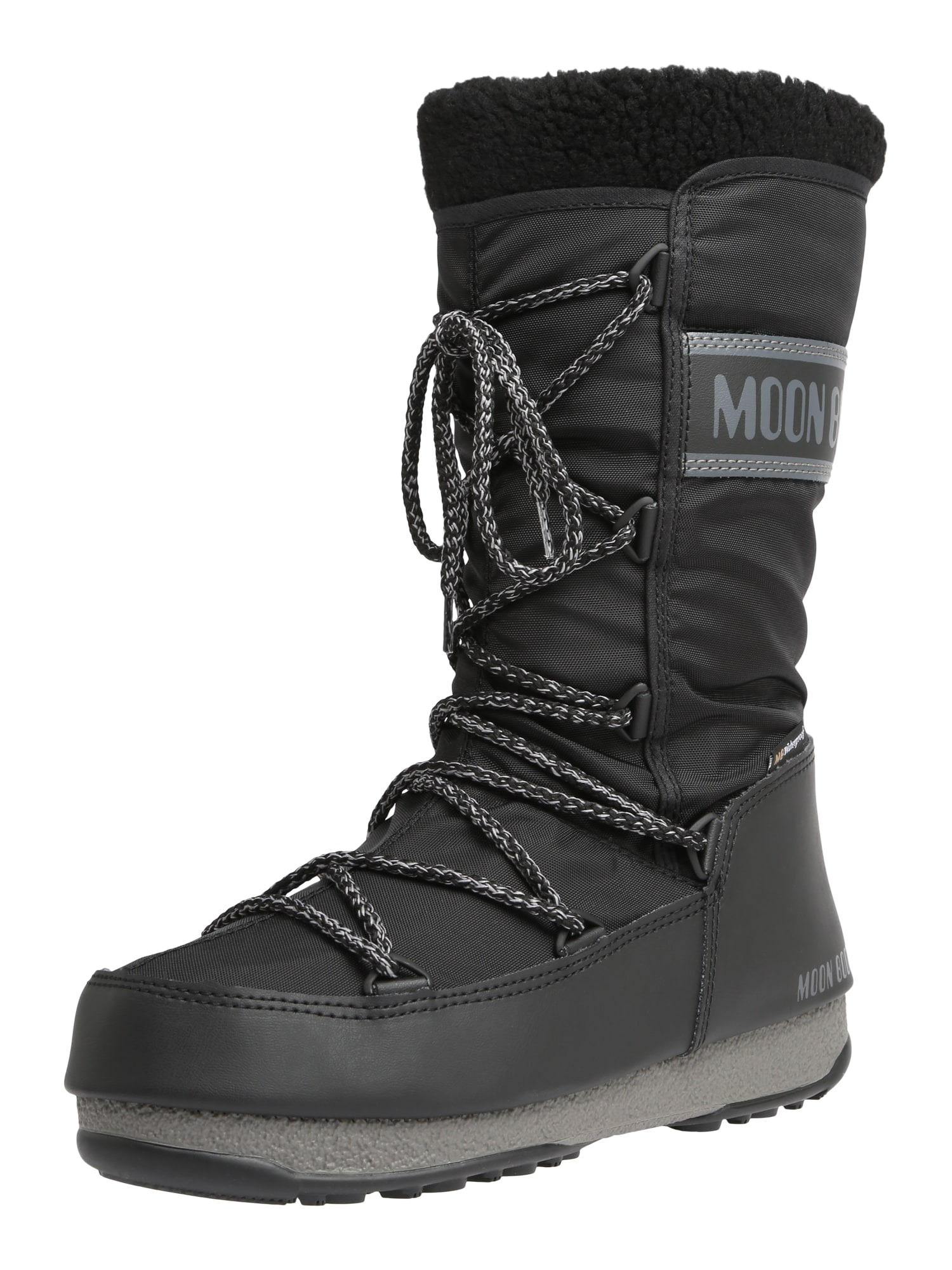 Snowboots 'MOON BOOT MONACO WOOL WP' | Schuhe > Boots > Snowboots | moon boot