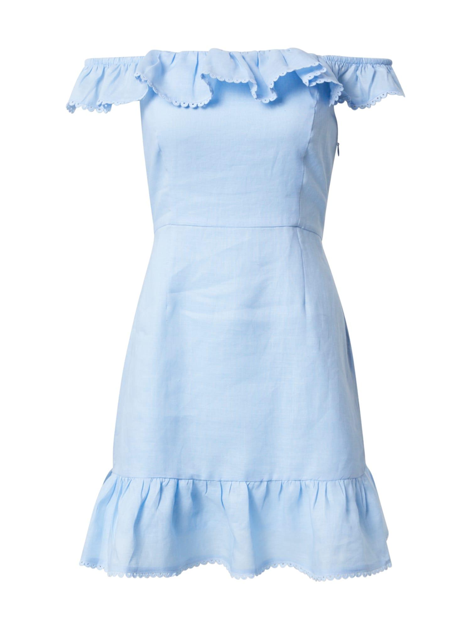 GLAMOROUS Vasarinė suknelė šviesiai mėlyna