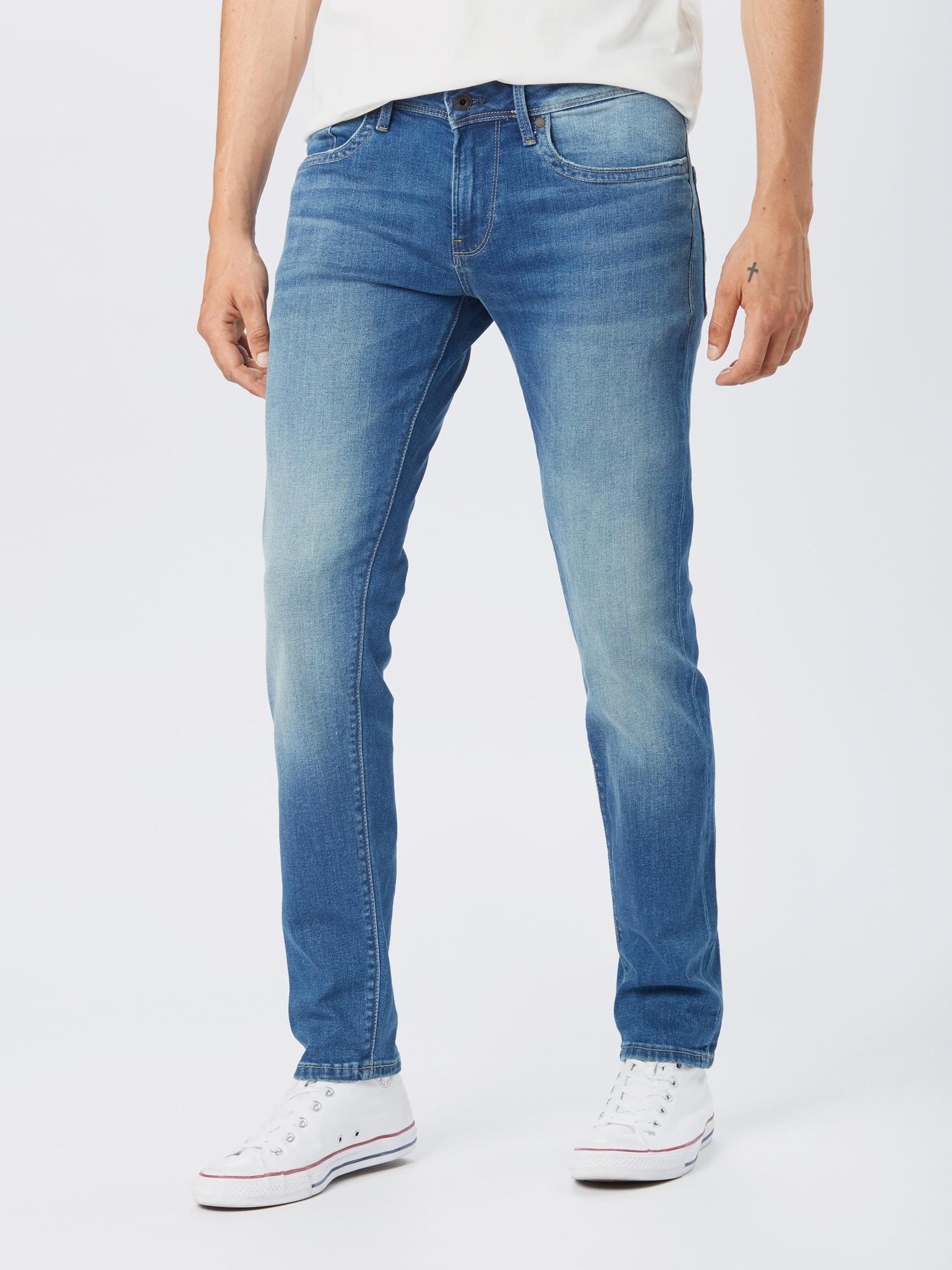 Pepe Jeans Jeans 'Hatch'  blå denim