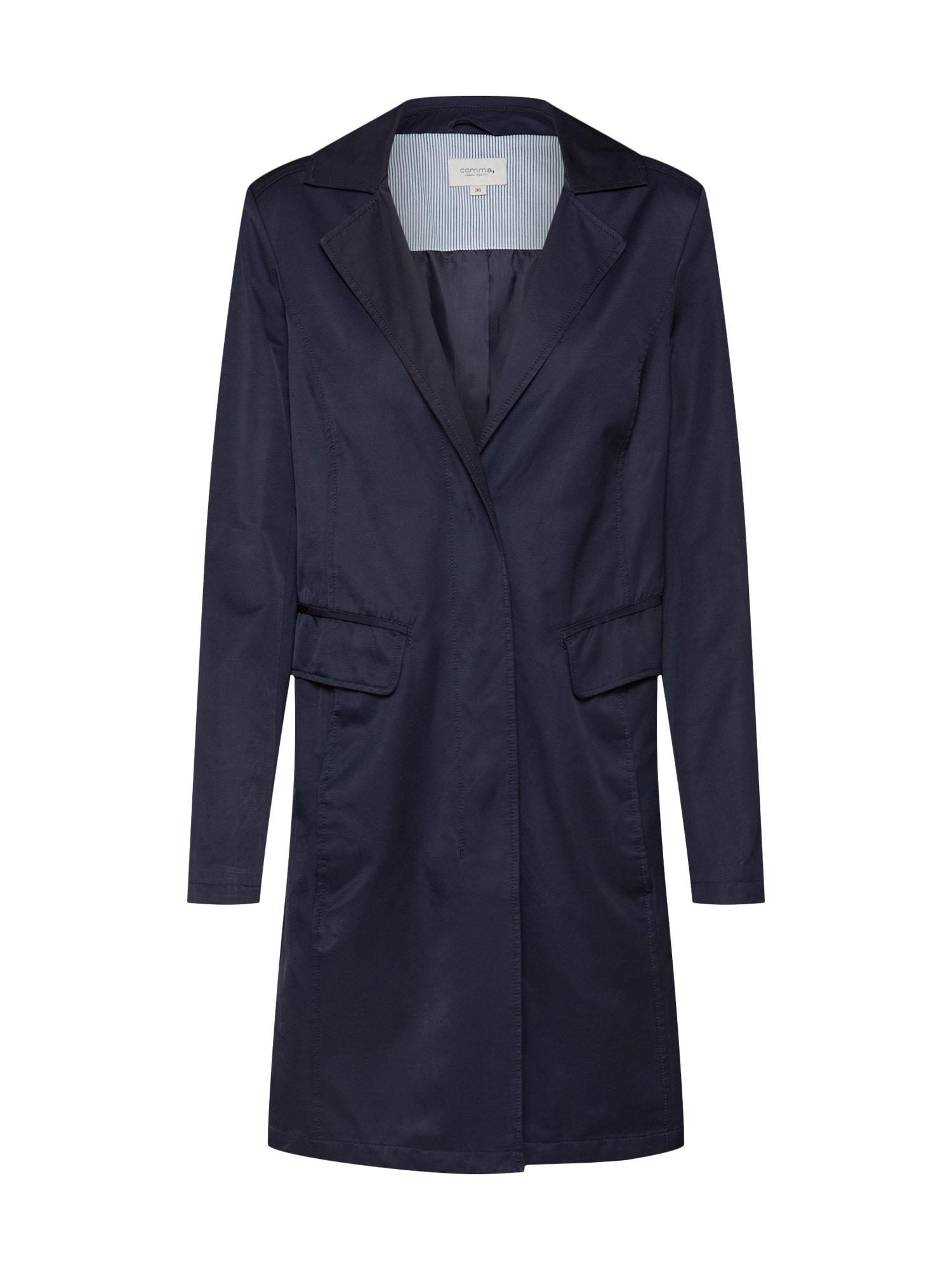 Přechodný kabát námořnická modř COMMA