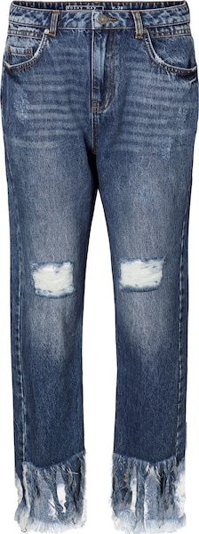 Hosen - Jeans NMLiv DO622 W › Noisy May › blau  - Onlineshop ABOUT YOU