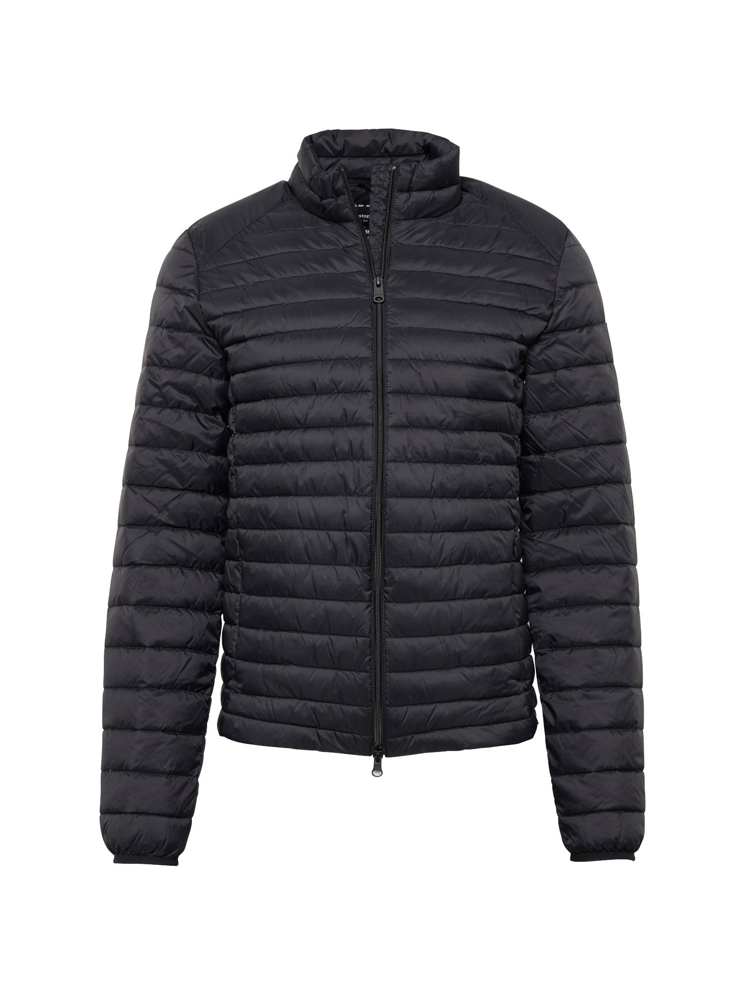 Přechodná bunda BERET černá ECOALF