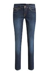EDC BY ESPRIT,Esprit Damen Jeans mit geradem Bein blau | 04057966086032