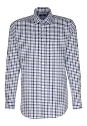 SEIDENSTICKER Herren Business Hemd Comfort blau,schwarz,weiß | 04048869476341