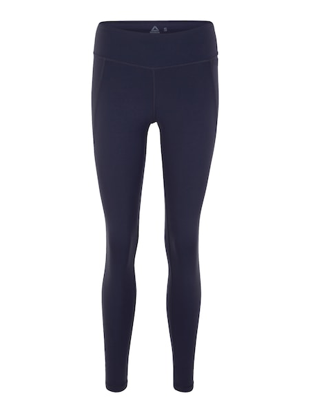 Hosen für Frauen - Leggings 'OS LUX TIGHT 2.0' › Reebok › navy  - Onlineshop ABOUT YOU