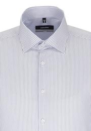 - SEIDENSTICKER Herren Business Hemd X-Slim blau,weiß | 04048869456930