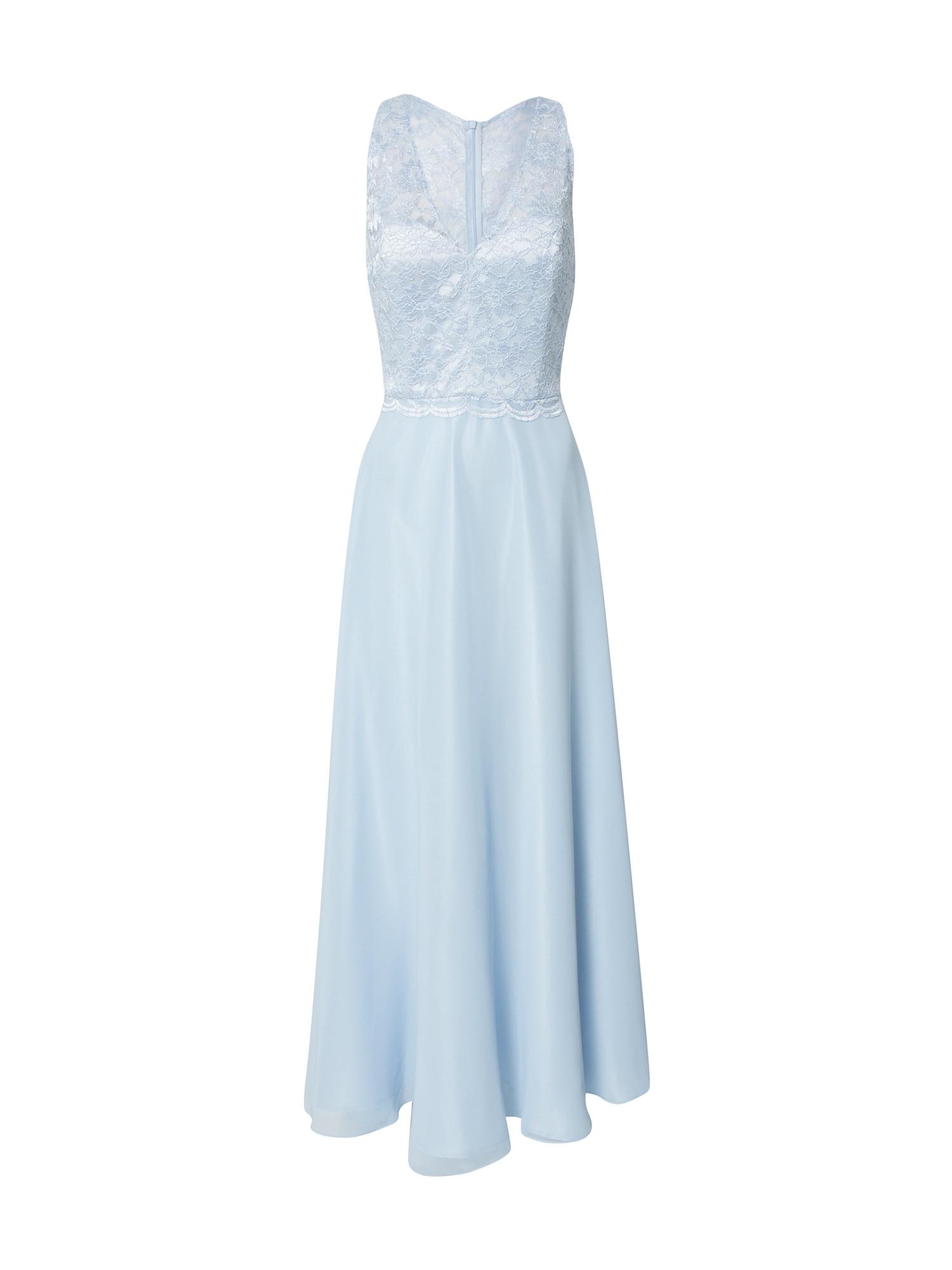 SWING Vakarinė suknelė šviesiai mėlyna
