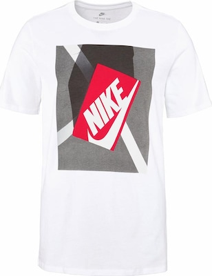 Nike Sportswear Rundhalsshirt 'MEN NSW TEE SHOEBOX PHOTO'