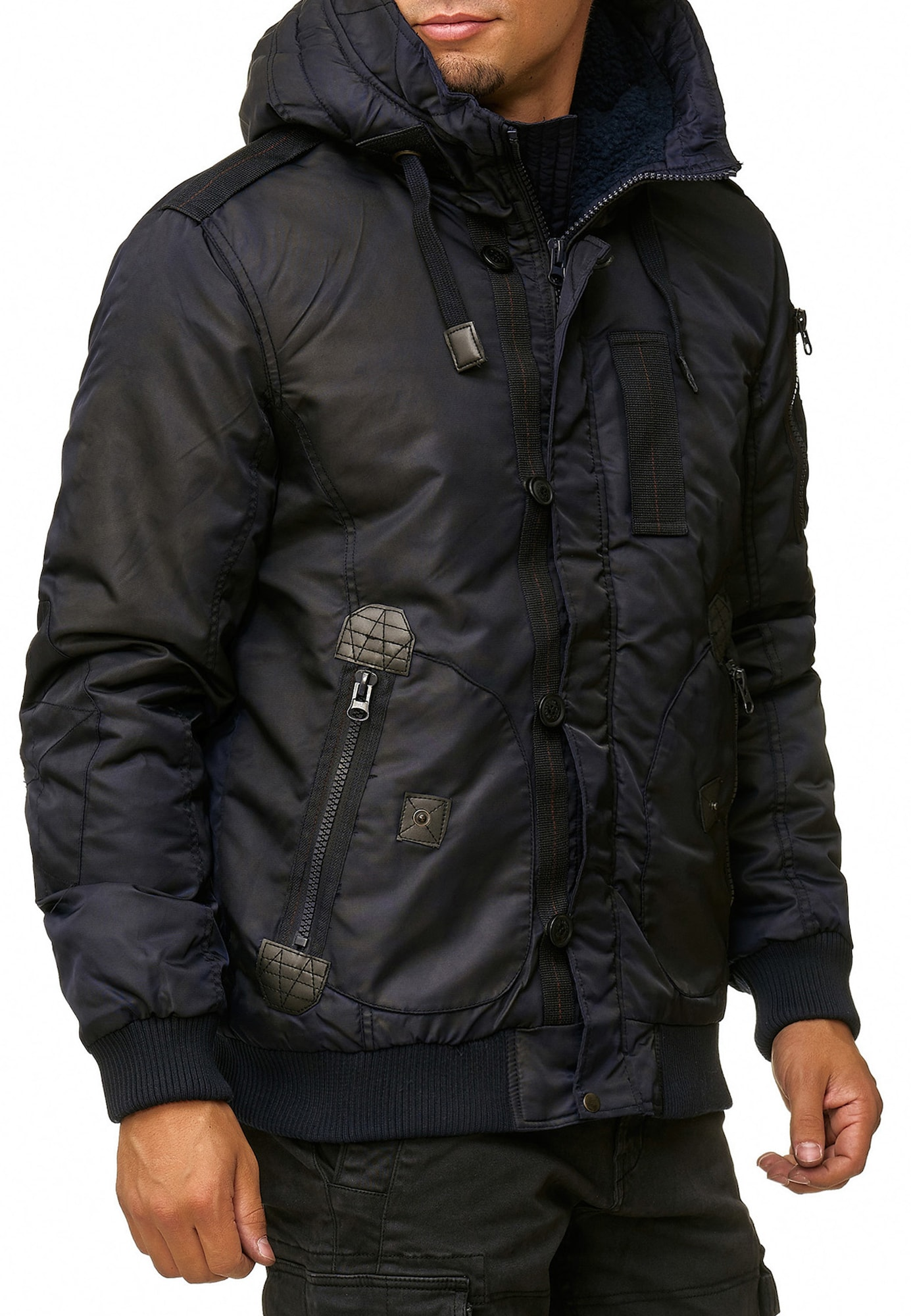 indicode jeans - Winterjacke 'Pacome'