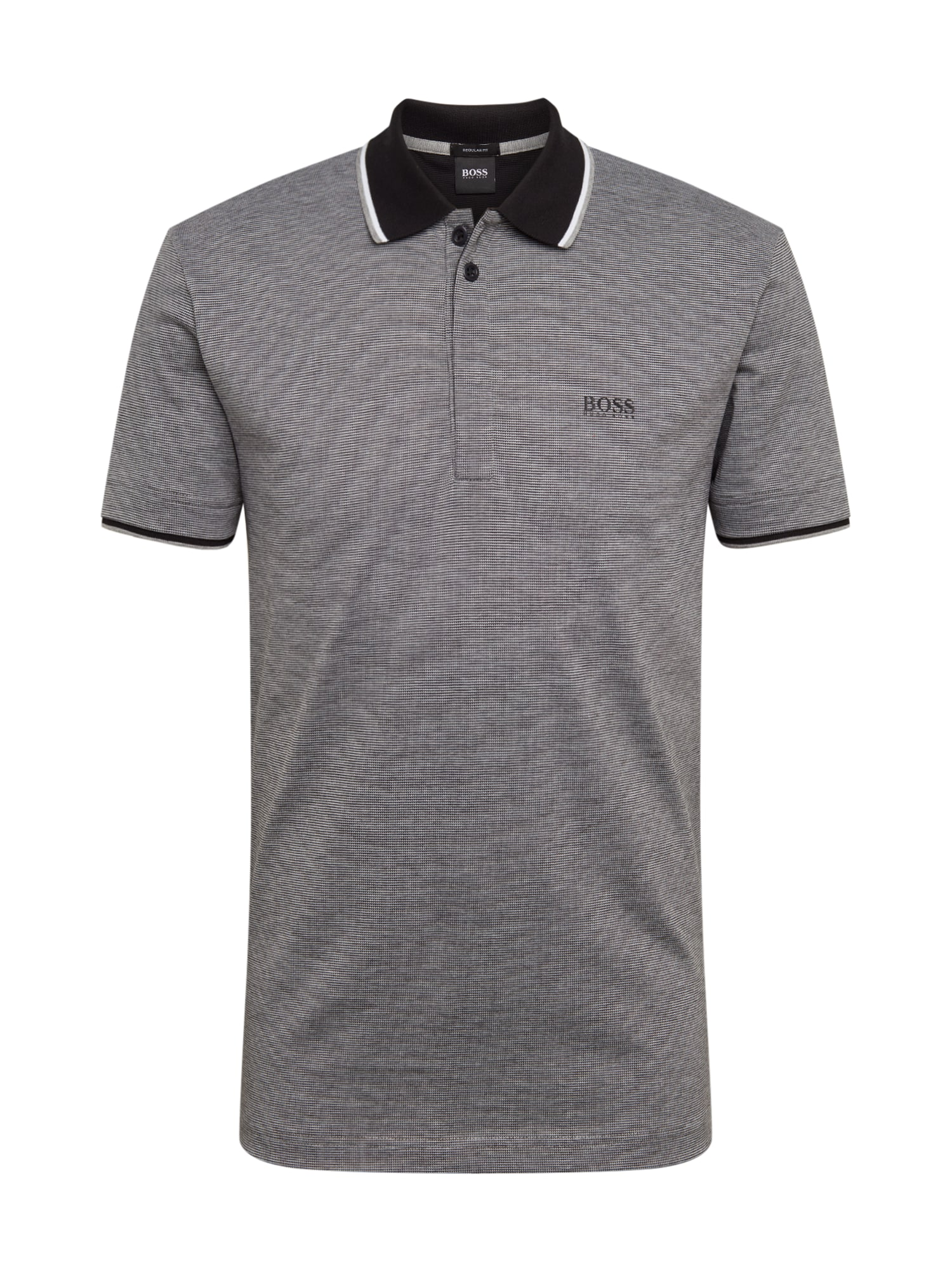 BOSS ATHLEISURE Marškinėliai 'Paddy 2' juoda