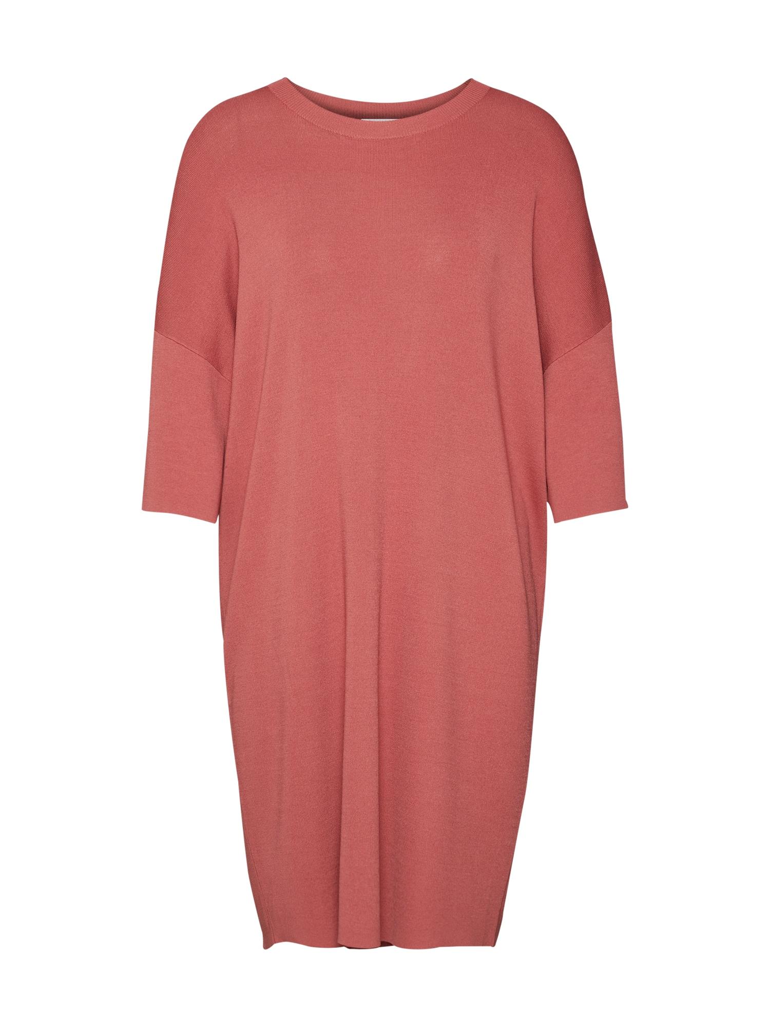 Šaty AMARI červená DRYKORN