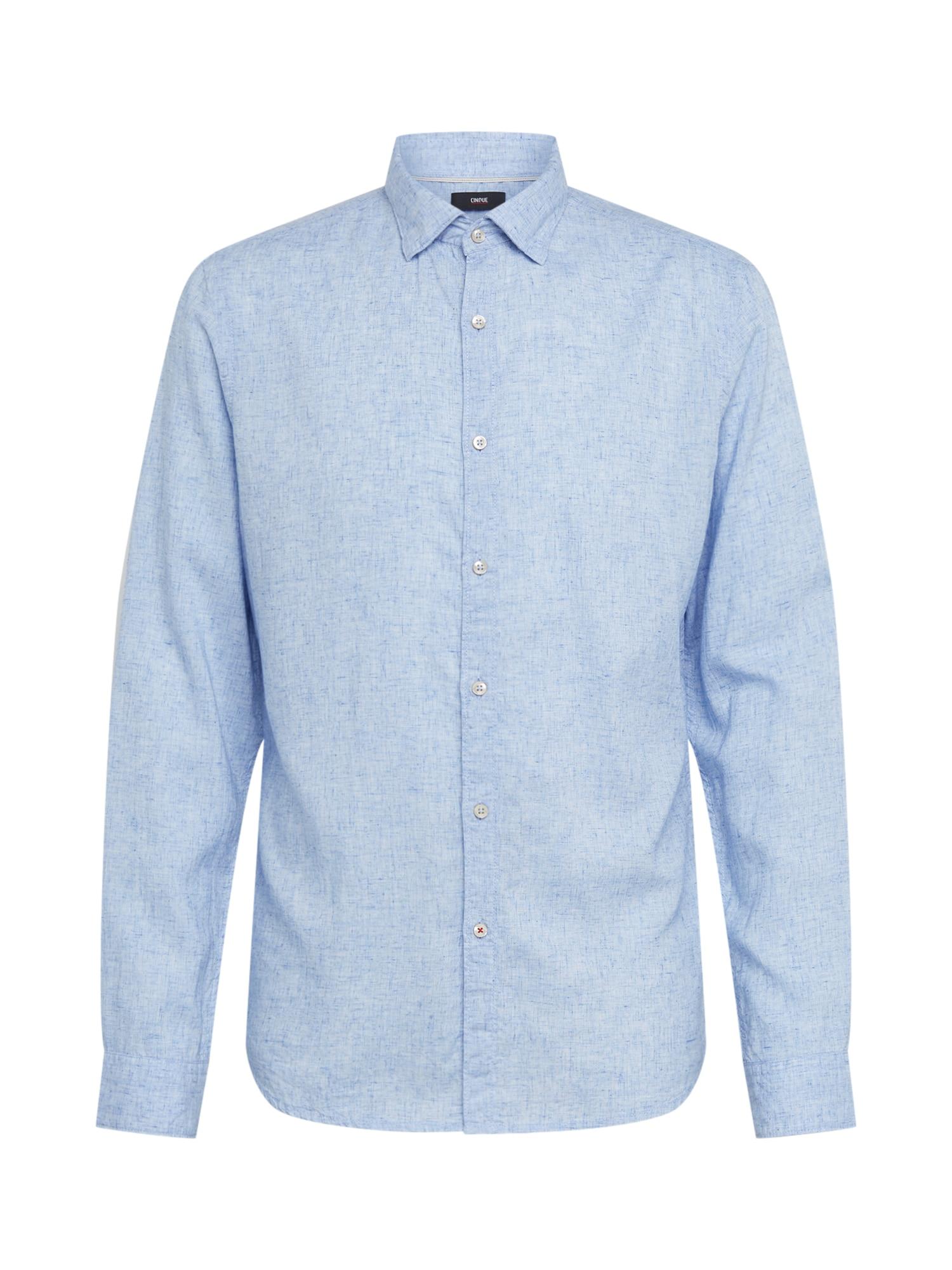 CINQUE Dalykiniai marškiniai mėlyna