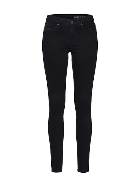 Hosen für Frauen - Jeans › Noisy May › black denim  - Onlineshop ABOUT YOU