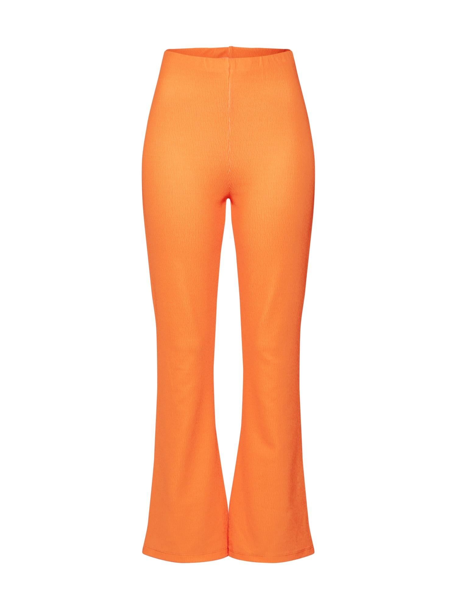 Kalhoty Lotte oranžová LeGer By Lena Gercke