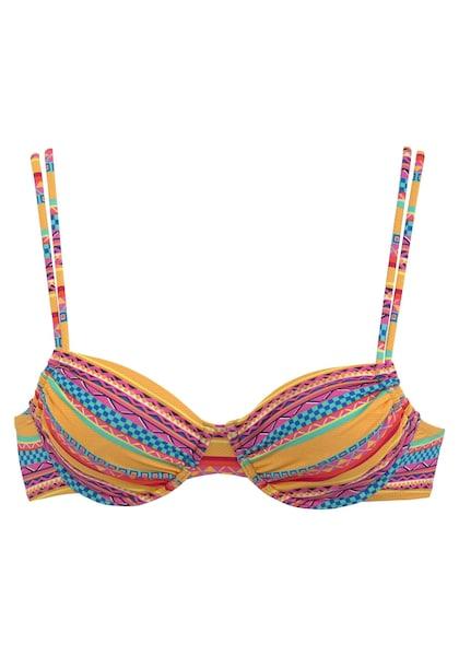 Bademode für Frauen - Bikinitop › Buffalo › gelb  - Onlineshop ABOUT YOU