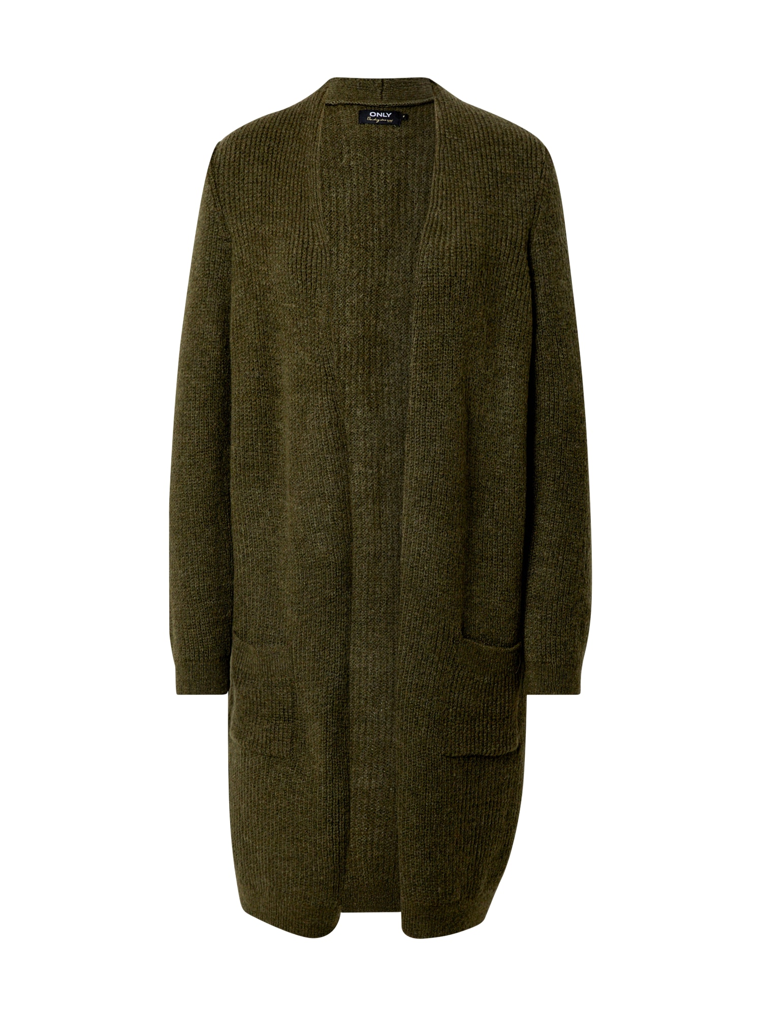 ONLY Pletený kabát 'Jade'  kaki