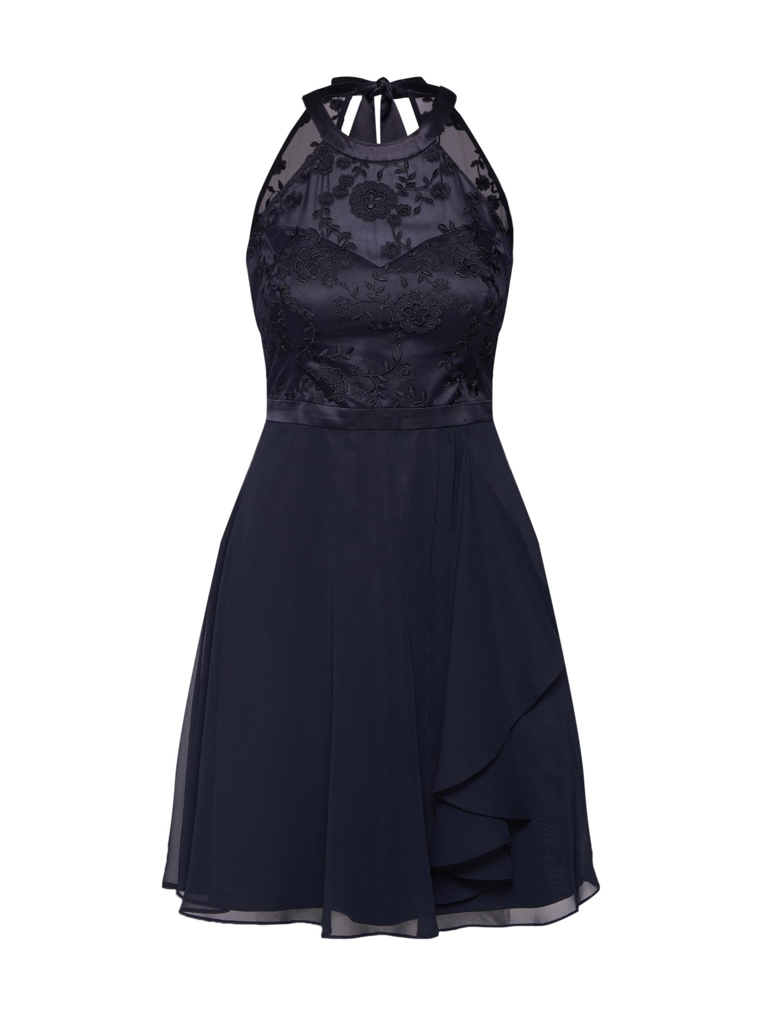 Vera Mont Kokteilinė suknelė tamsiai mėlyna