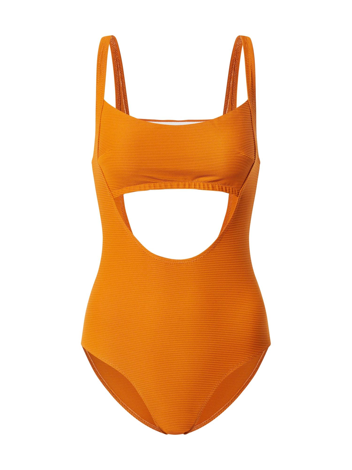 Icone Lingerie Jednodielne plavky 'VENISE'  oranžová