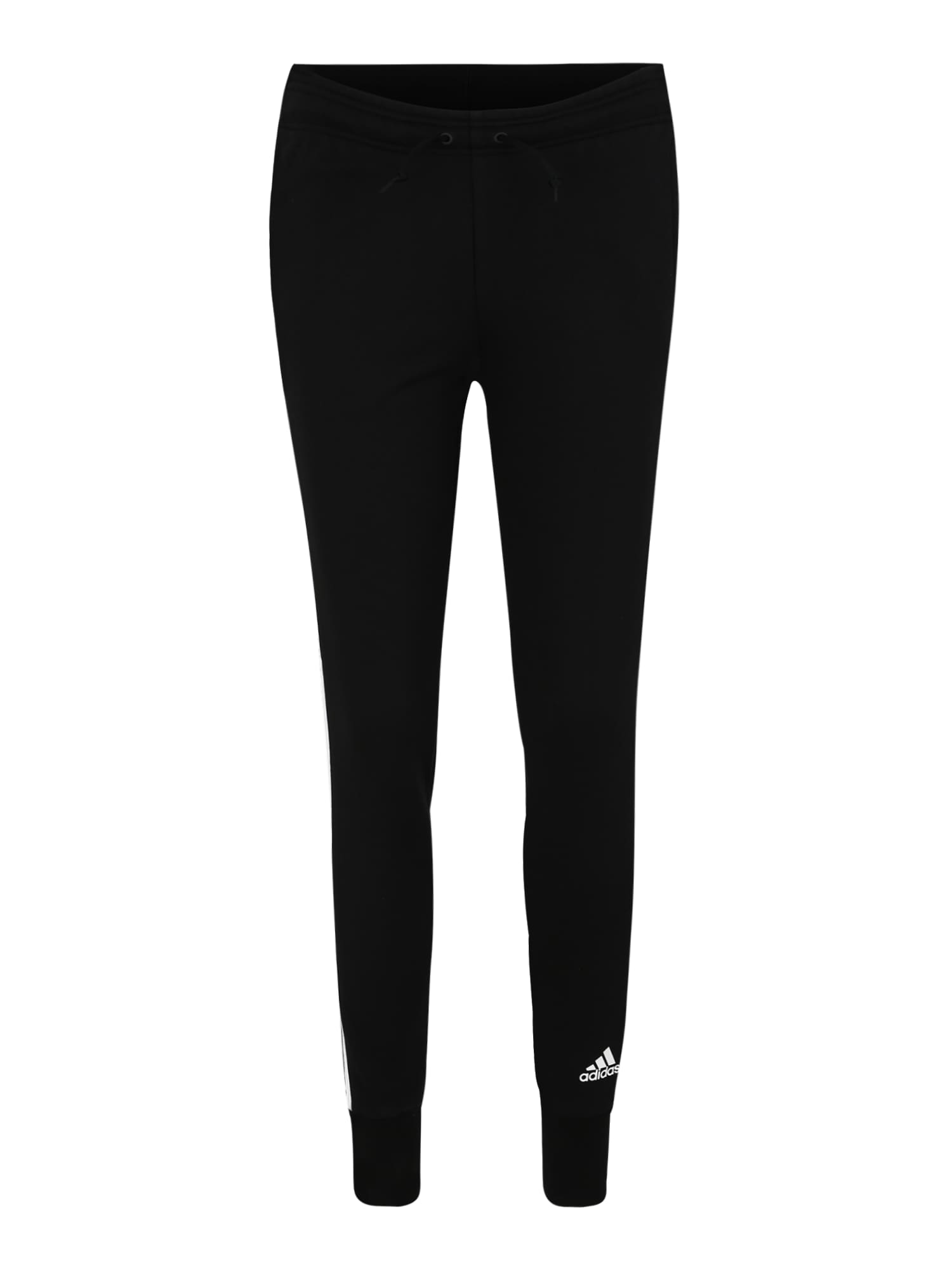 Sportovní kalhoty W MH 3S PANT černá ADIDAS PERFORMANCE