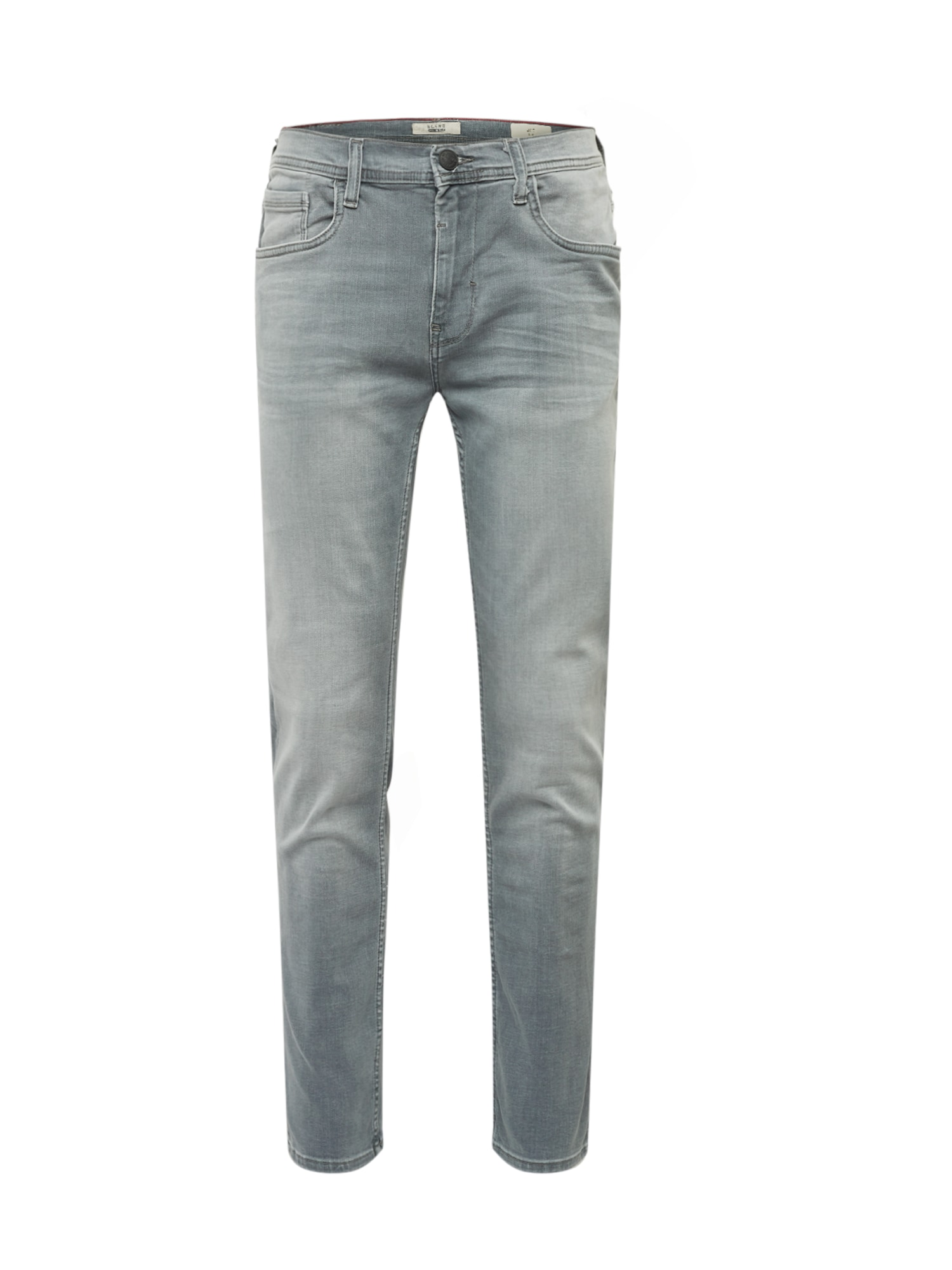 BLEND Džinsai pilko džinso