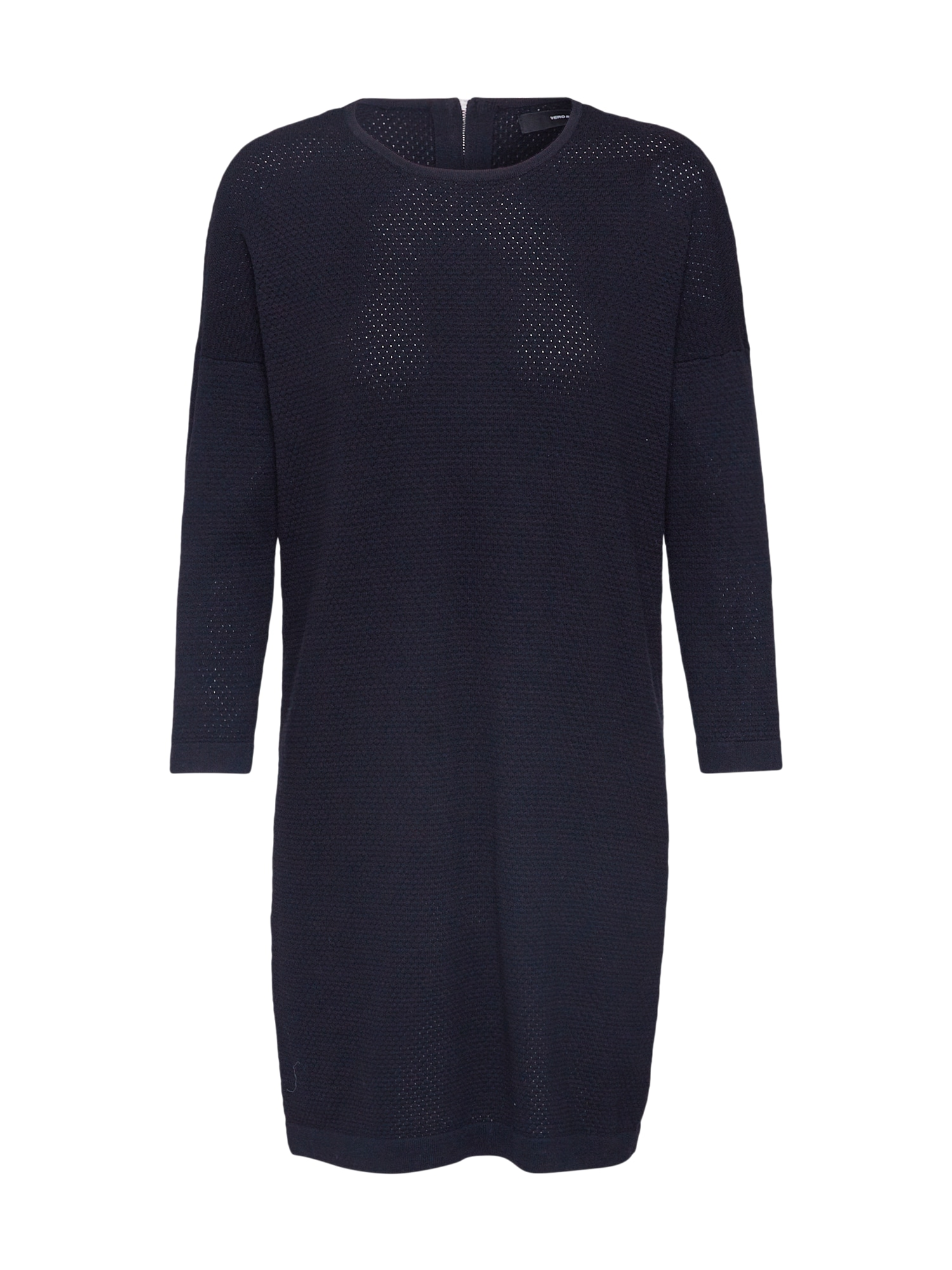 VERO MODA Pletené šaty 'VMMINNIECARE'  čierna