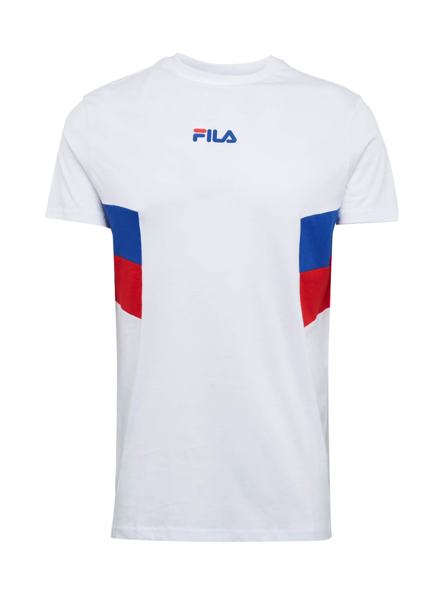 FILA Tričko 'Barry'  modré / červené / biela