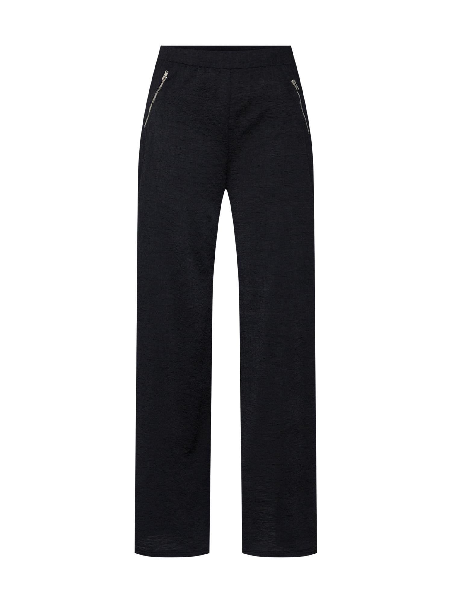 ABOUT YOU Kelnės 'Maxie Trousers' juoda