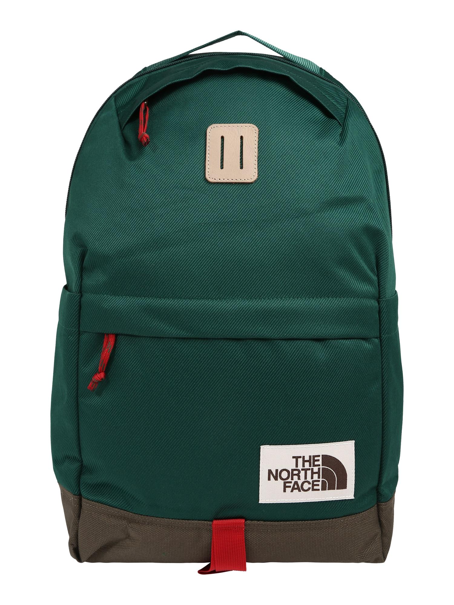 Sportovní batoh Daypack tmavě zelená THE NORTH FACE