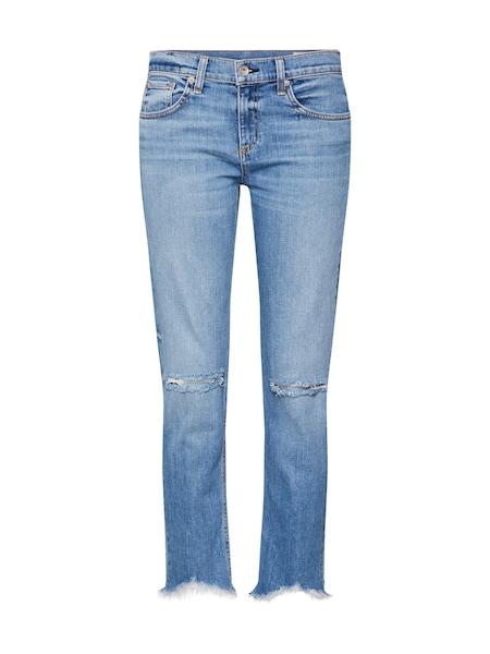 Hosen für Frauen - Jeans 'Ankle Dre' › Rag Bone › blue denim  - Onlineshop ABOUT YOU