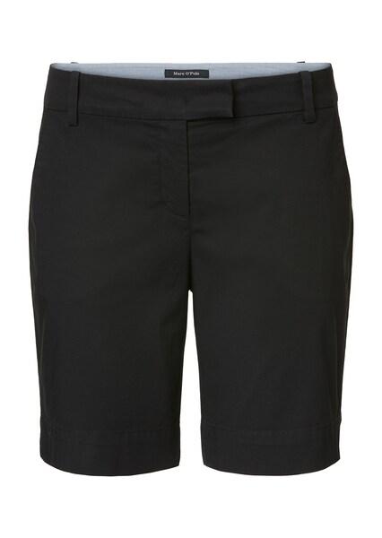 Hosen für Frauen - Marc O'Polo Short schwarz  - Onlineshop ABOUT YOU