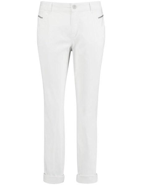 Hosen für Frauen - Hose › TAIFUN › offwhite  - Onlineshop ABOUT YOU