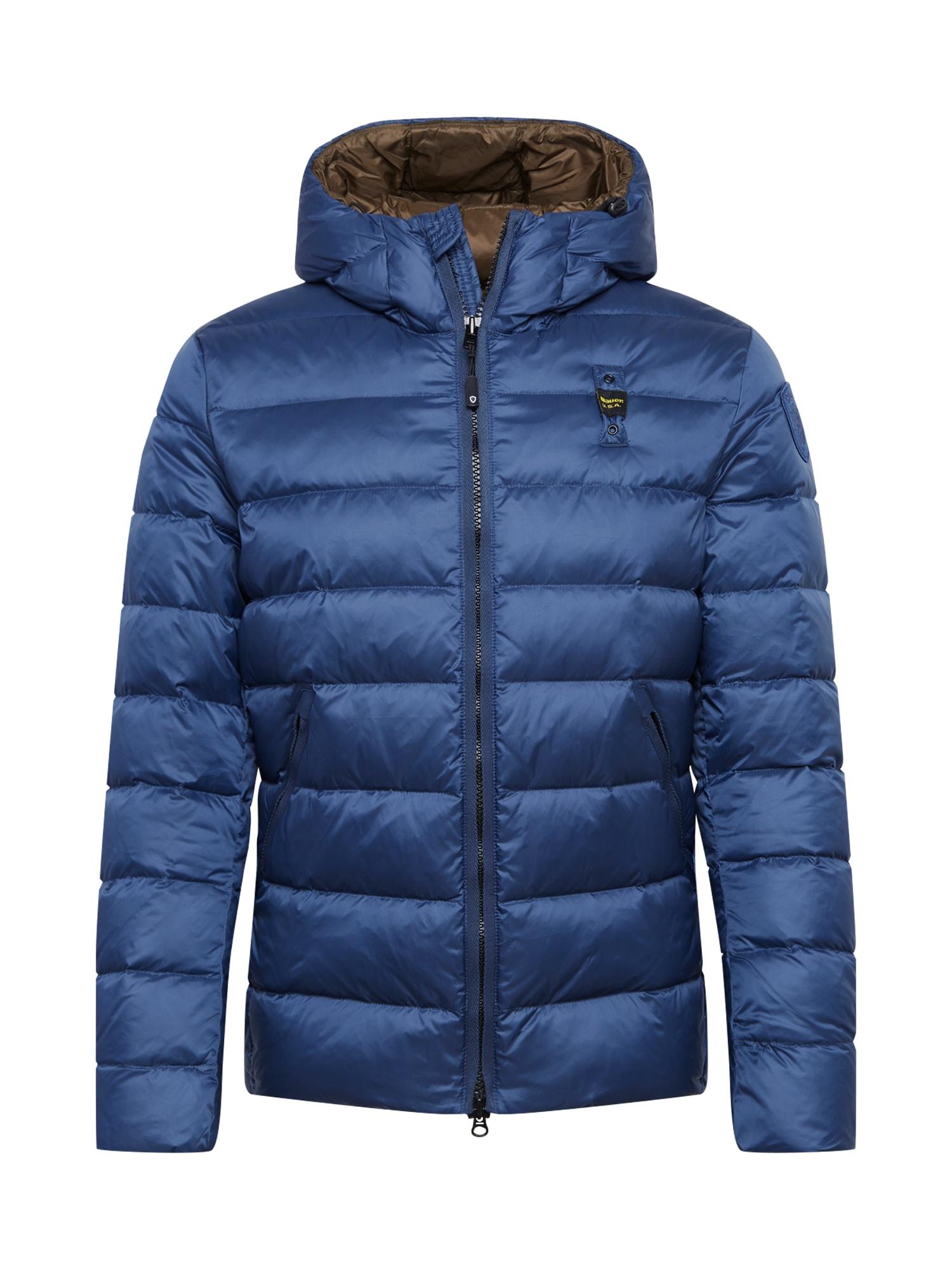 Blauer.USA Žieminė striukė mėlyna