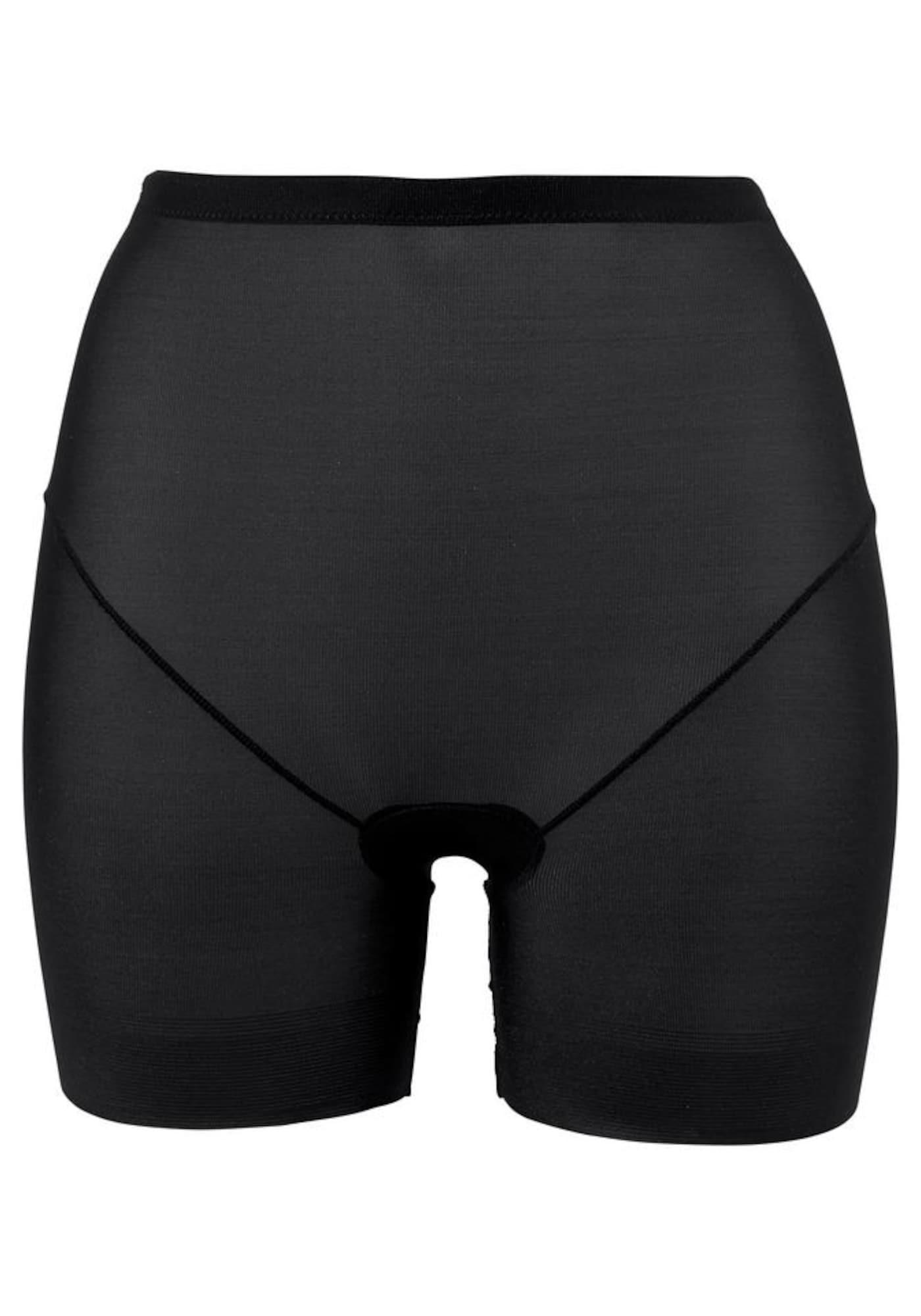 MAGIC Bodyfashion Koreguojantys šortukai 'Lite Short' juoda