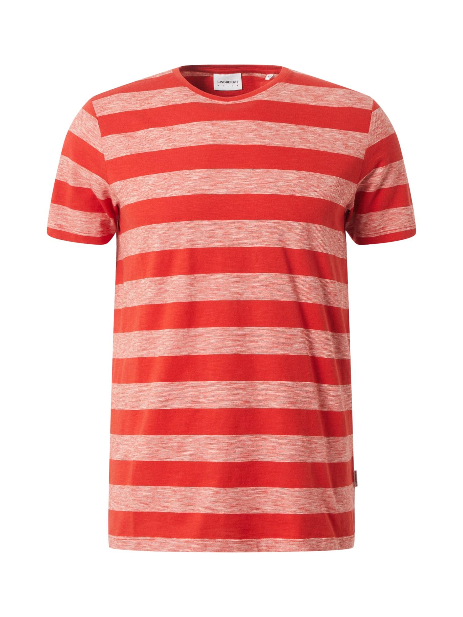 Lindbergh Marškinėliai raudona