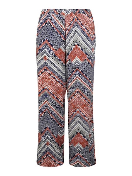 Hosen - Hose 'CARAFRICAN WIDE PANTS' › ONLY Carmakoma › mehrfarbig  - Onlineshop ABOUT YOU