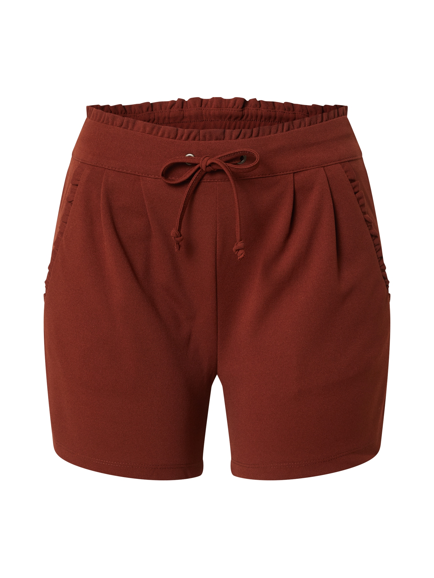 JACQUELINE de YONG Kelnės 'NEW CATIA' oranžinė-raudona