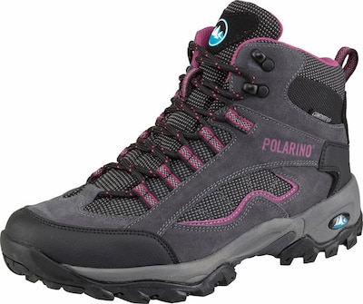 POLARINO 'Visionary High Cut' Outdoorschuh