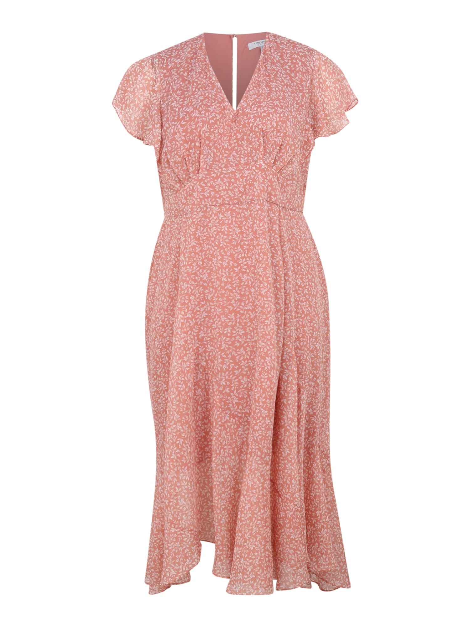 Forever New Palaidinės tipo suknelė 'Rhianna' rožių spalva