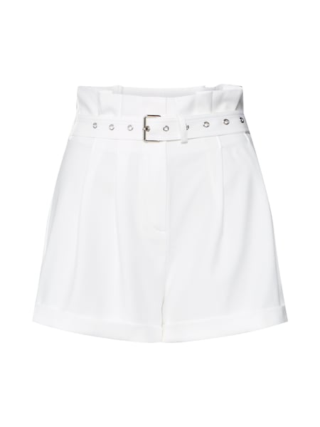 Hosen - Shorts 'Elisa' › Worst Behavior › weiß  - Onlineshop ABOUT YOU