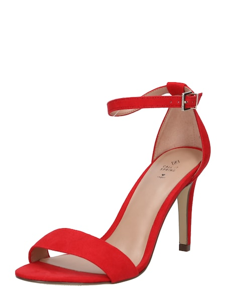 Sandalen für Frauen - Sandale 'AHLBERG' › CALL IT SPRING › rot  - Onlineshop ABOUT YOU